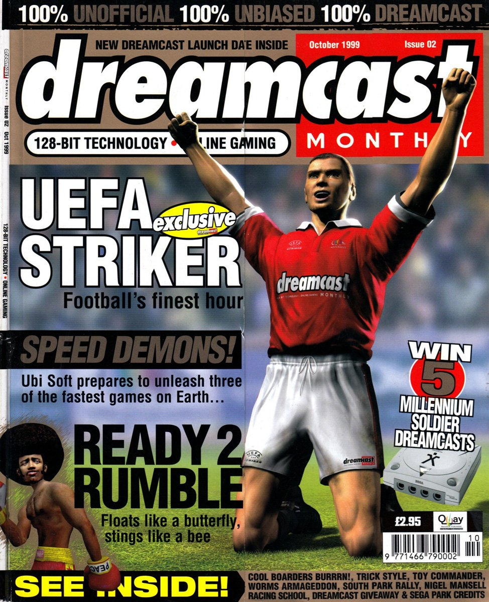 Dreamcast Monthly Issue 02 (October 1999)