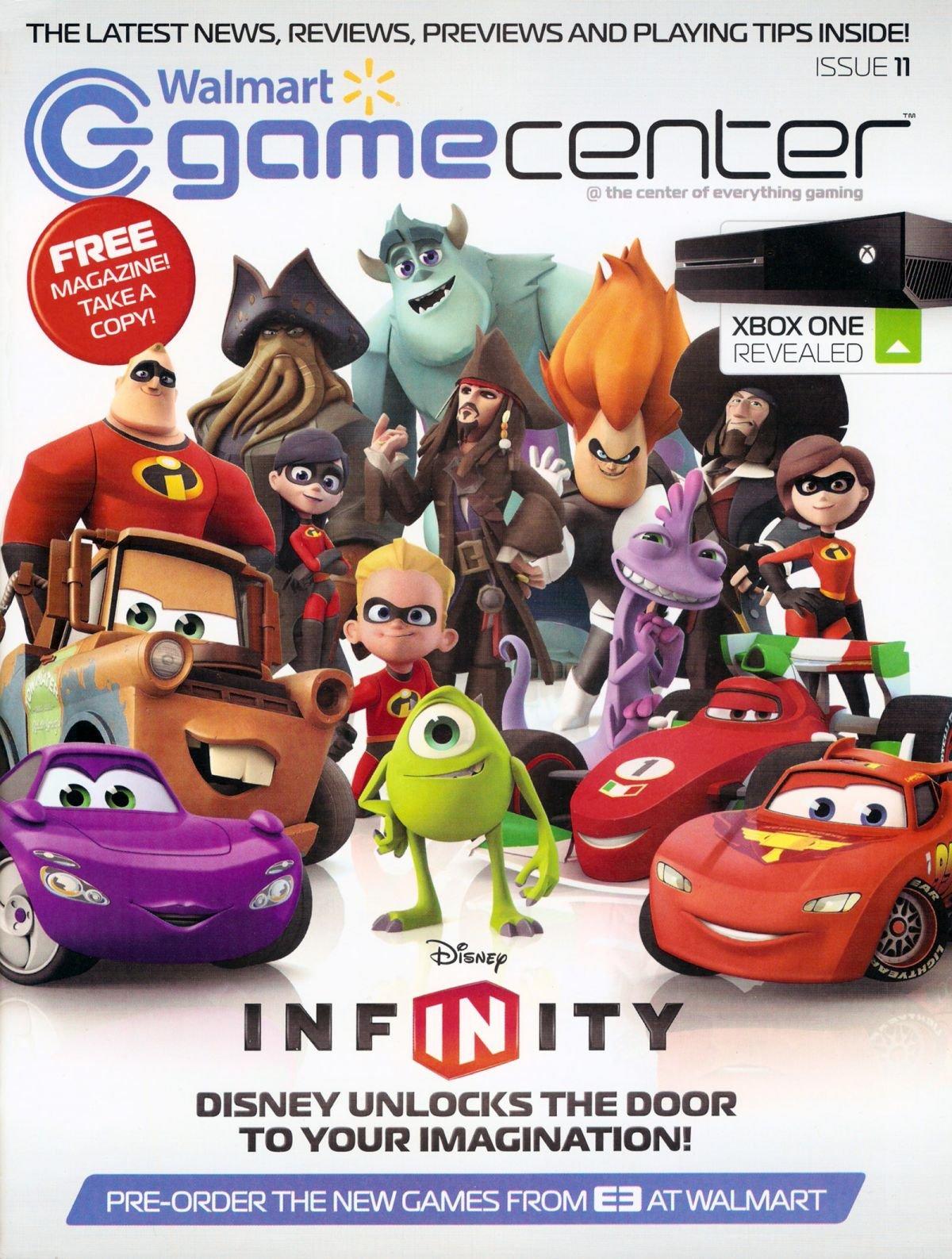 Walmart GameCenter Issue 011