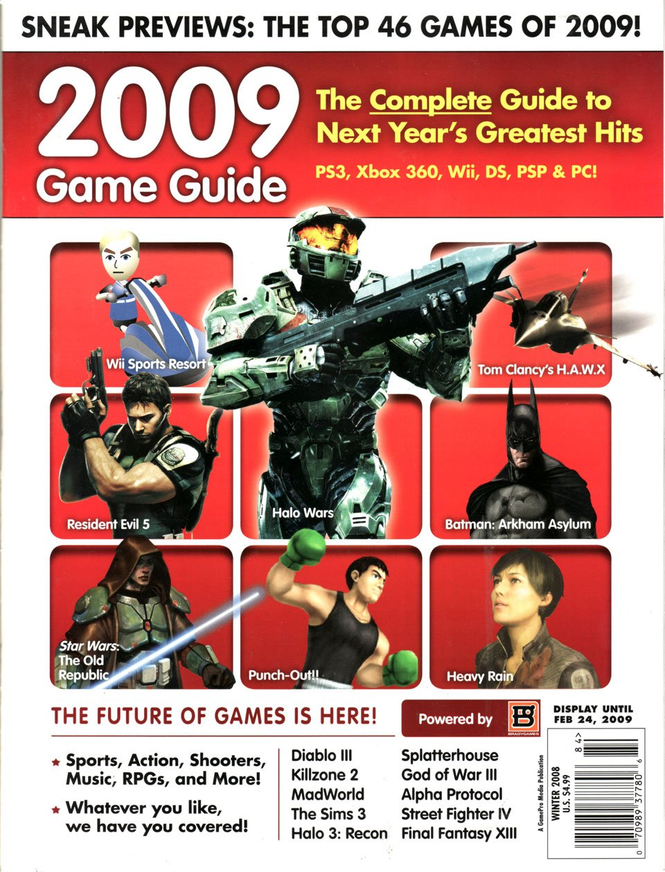 2009 Game Guide