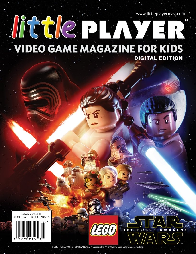 Little Player Issue 02 (July/August 2016)