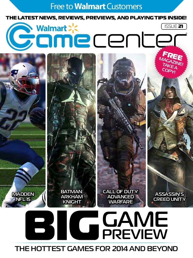 Walmart GameCenter Issue 021