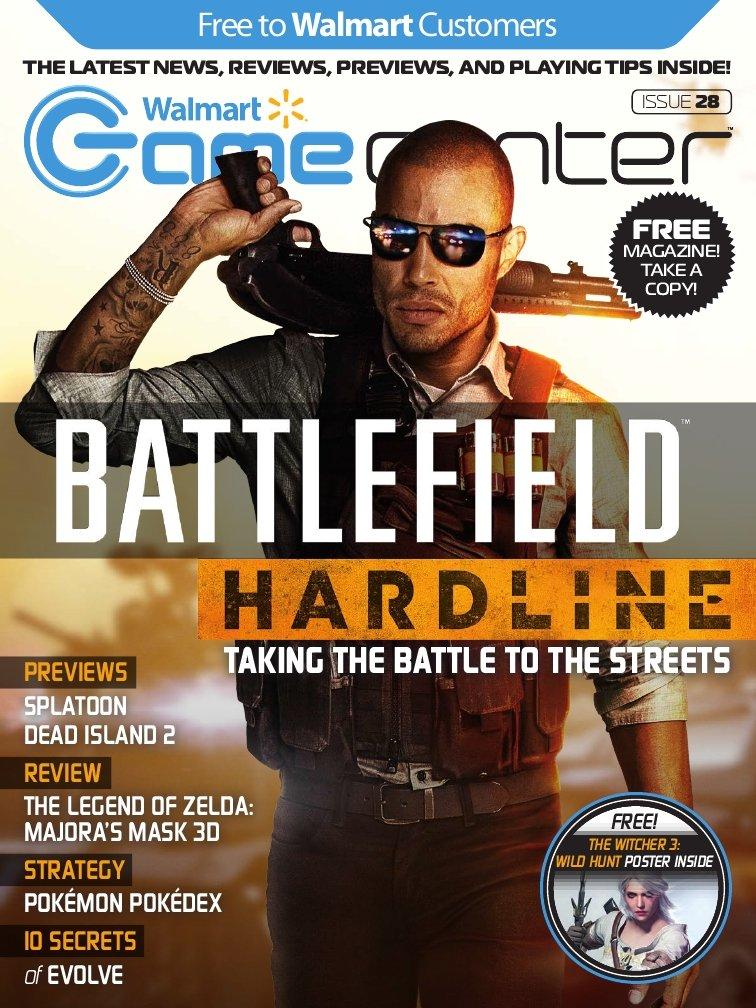 Walmart GameCenter Issue 028
