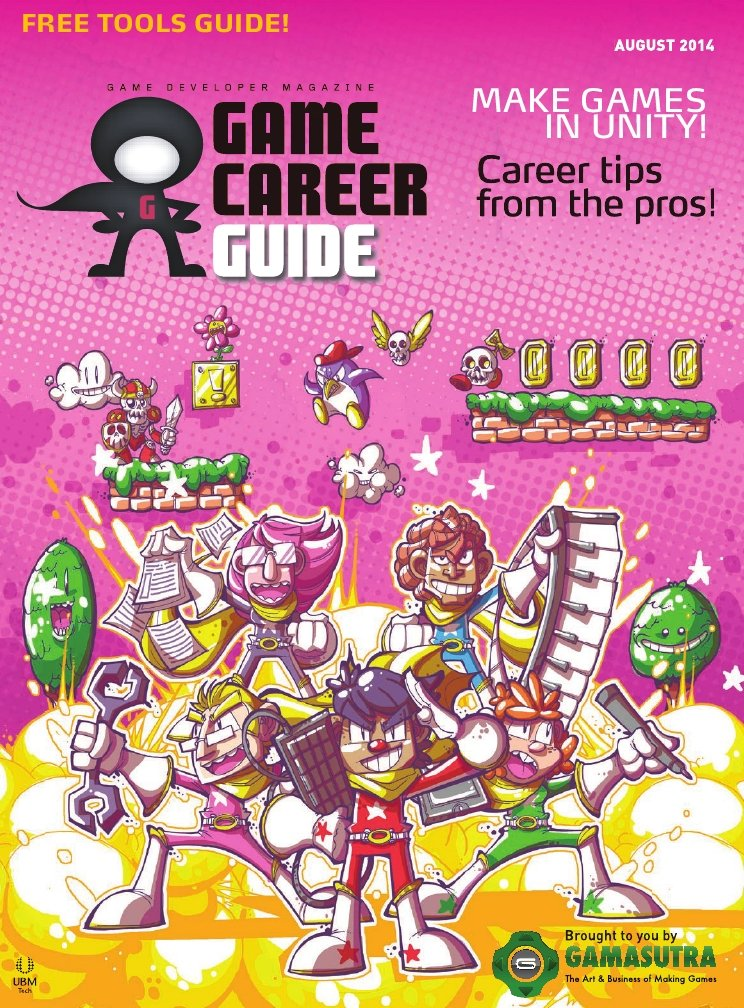 Game Career Guide (August 2014)