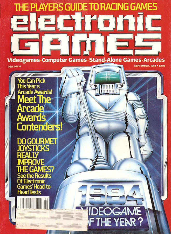 Electronic Games Issue 019 September 1983 (Volume 2 Issue 7)