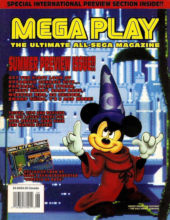 Mega Play Vol.2 No.3 May-June 1991