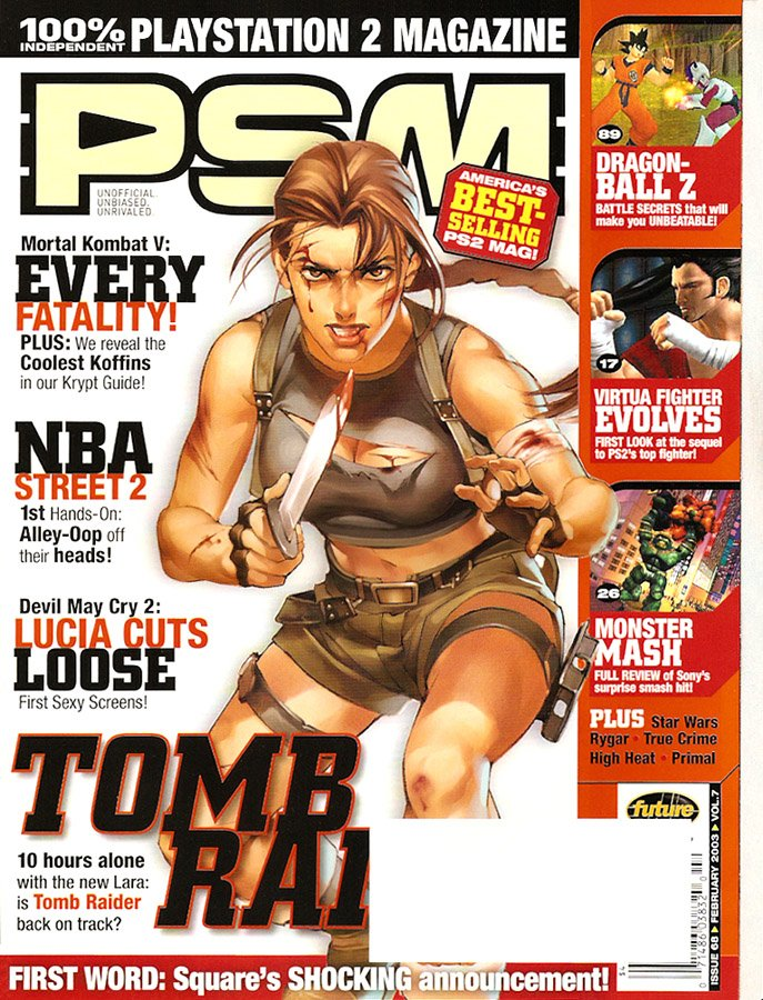 PSM Issue 068 February 2003