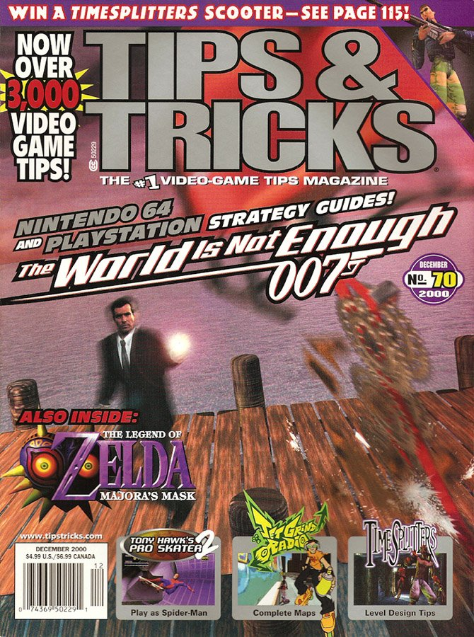 Tips & Tricks Issue 070 December 2000