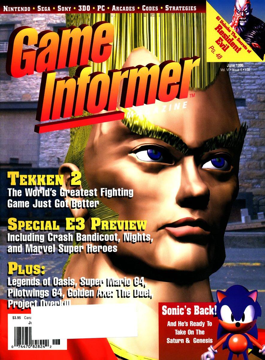 Game Informer Issue 038 June 1996