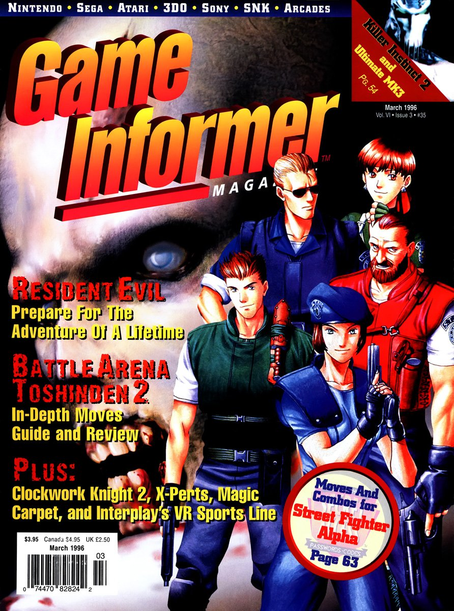 Game Informer Issue 035 March 1996