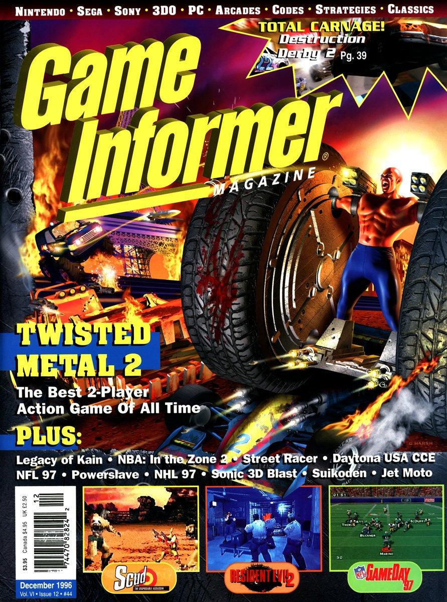 Game Informer Issue 044 December 1996