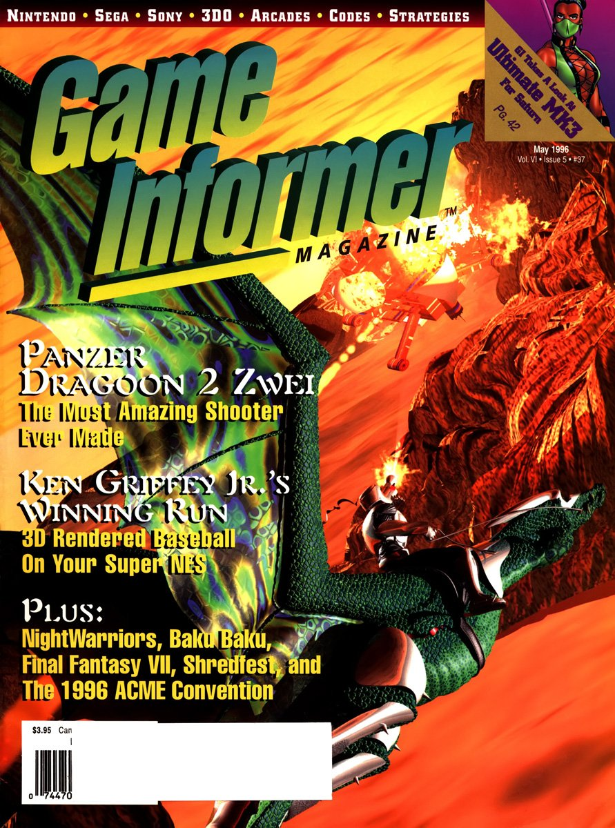 Game Informer Issue 037 May 1996