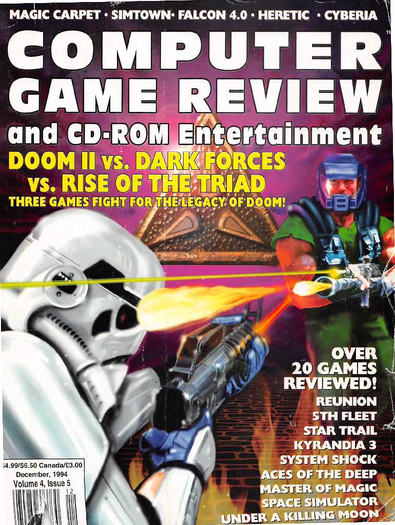 Computer Game Review Issue 41 (December 1994)