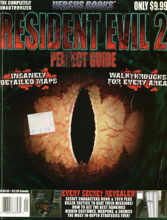 Resident Evil 2 Versus Guide