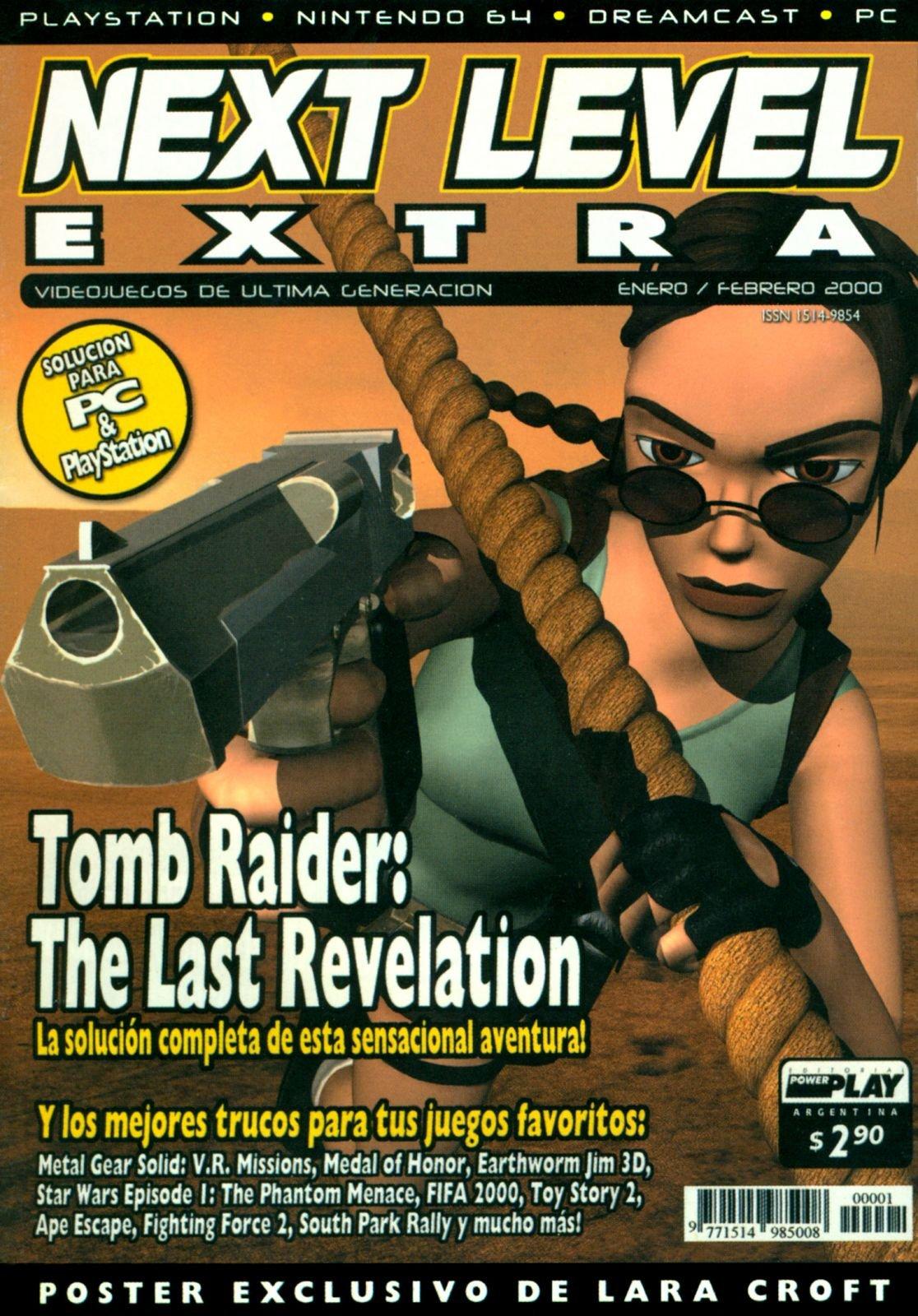 Next Level Extra 01 January 2000