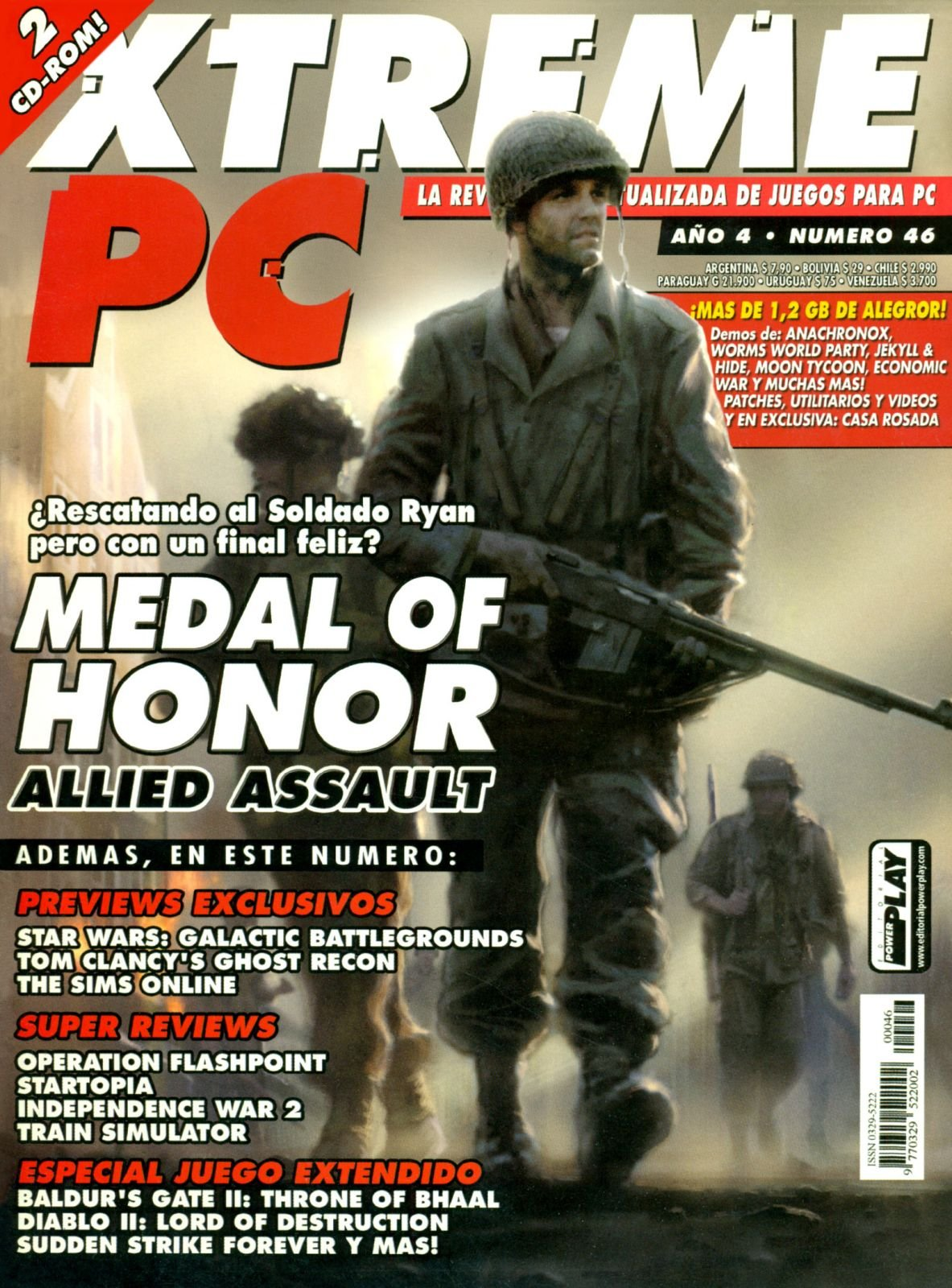 Xtreme PC 46 August 2001