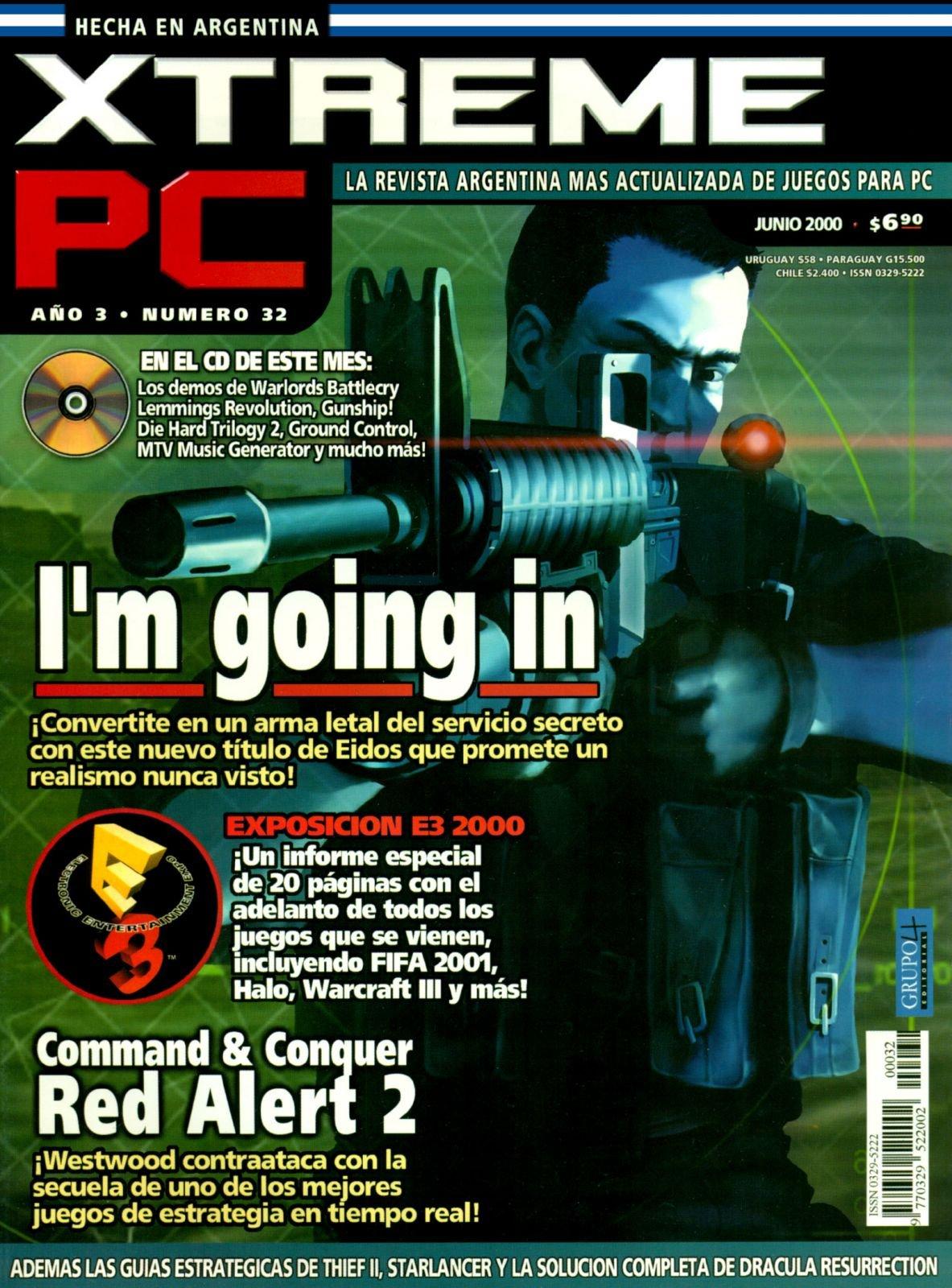 Xtreme PC 32 June 2000