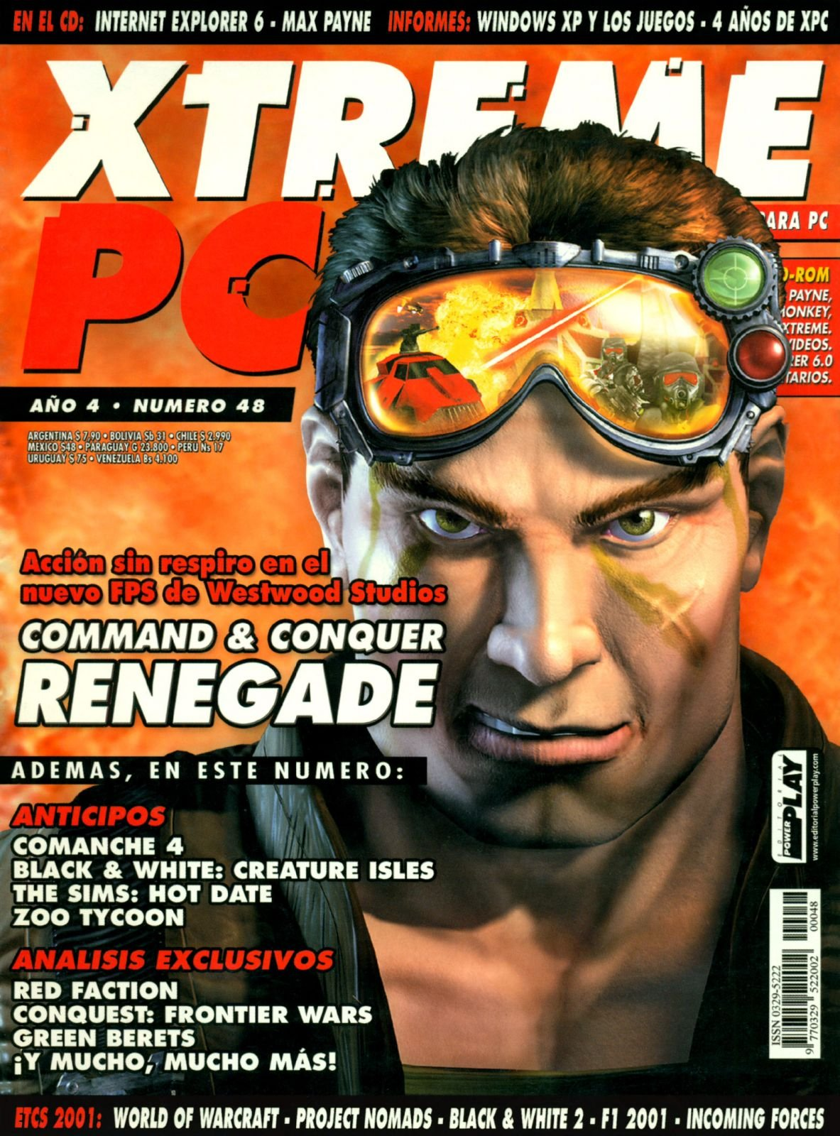 Xtreme PC 48 October 2001