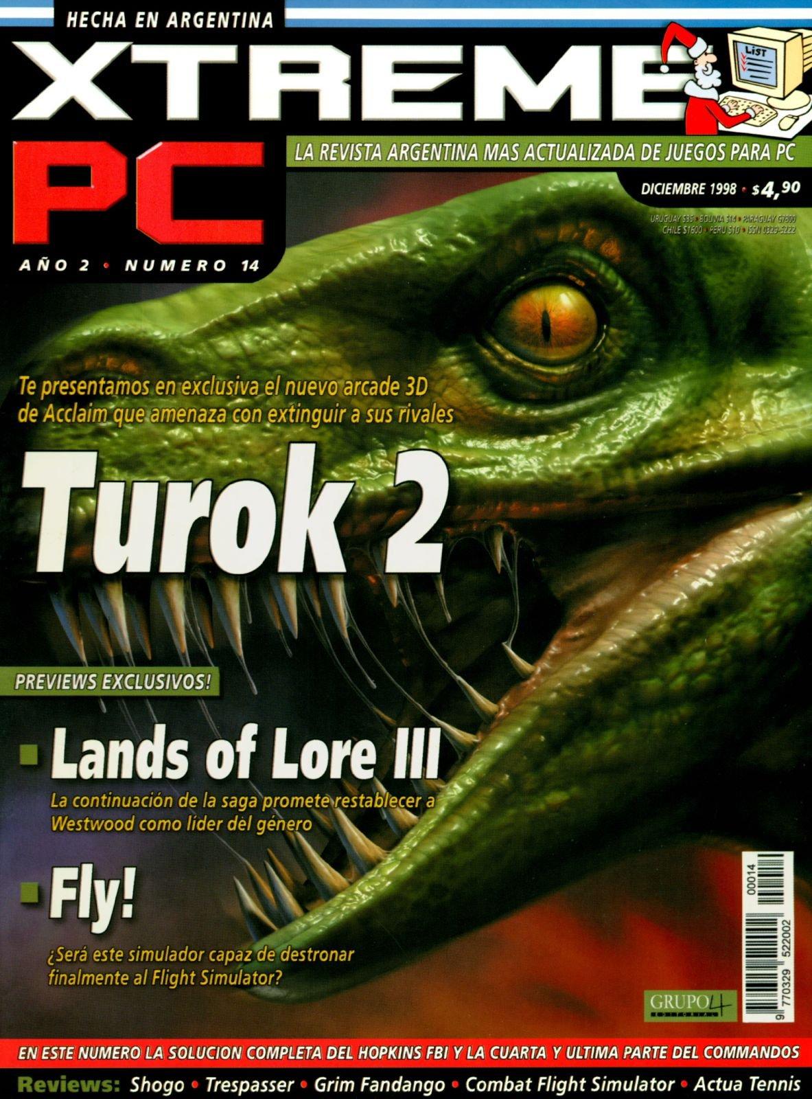 Xtreme PC 14 December 1998