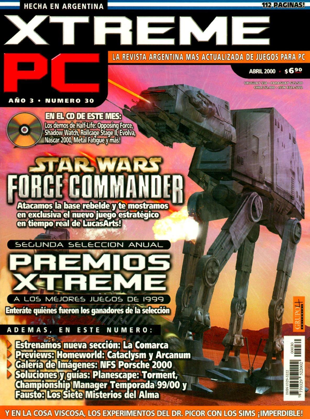 Xtreme PC 30 April 2000