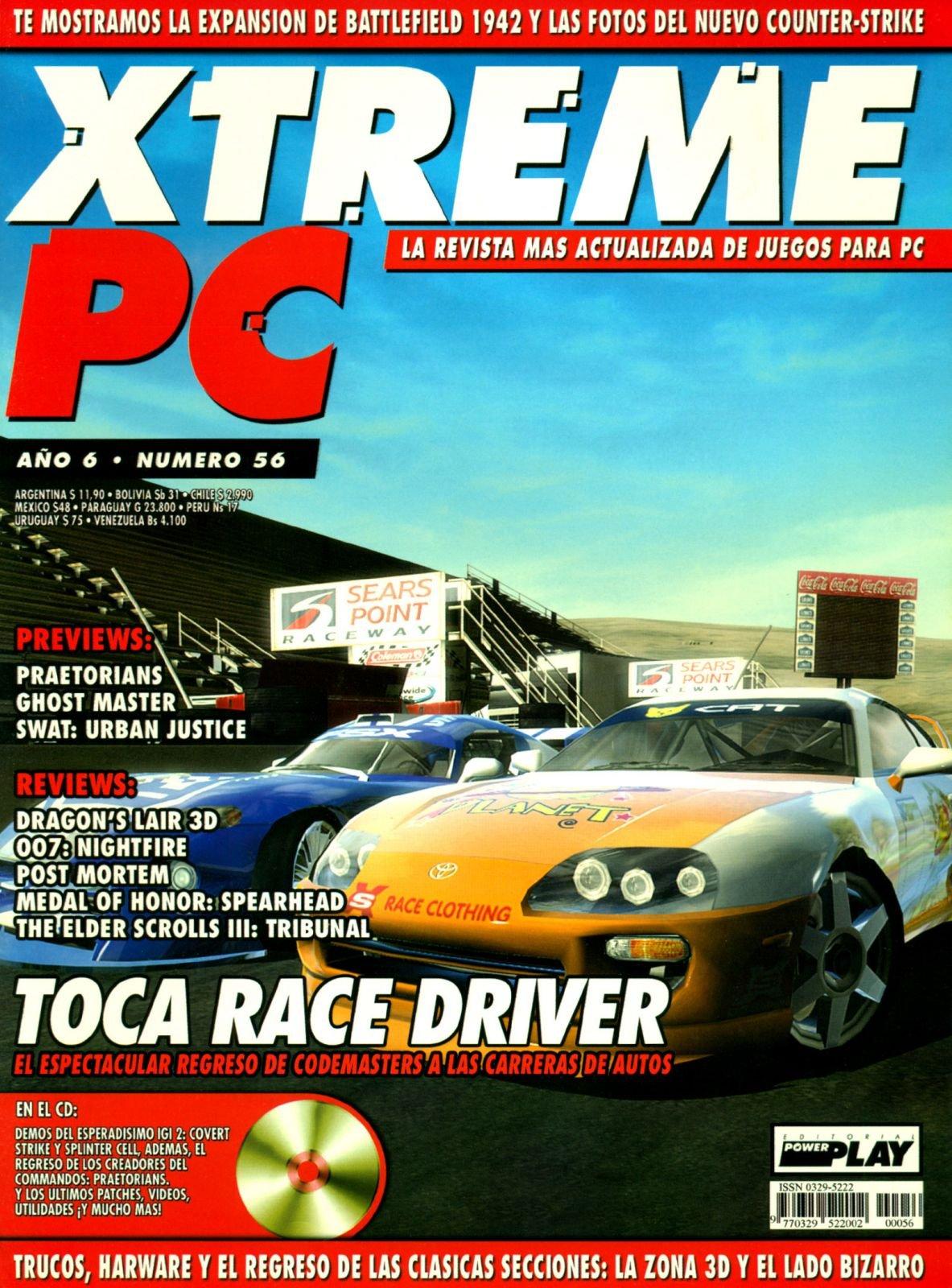Xtreme PC 56 February 2003