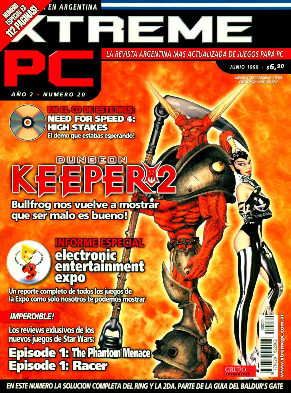 Xtreme PC 20 June 1999