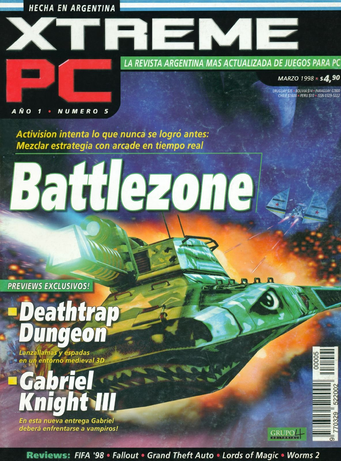 Xtreme PC 05 March 1998