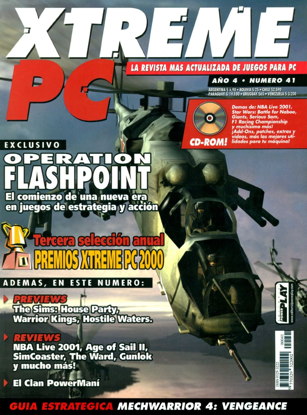Xtreme PC 41 March 2001