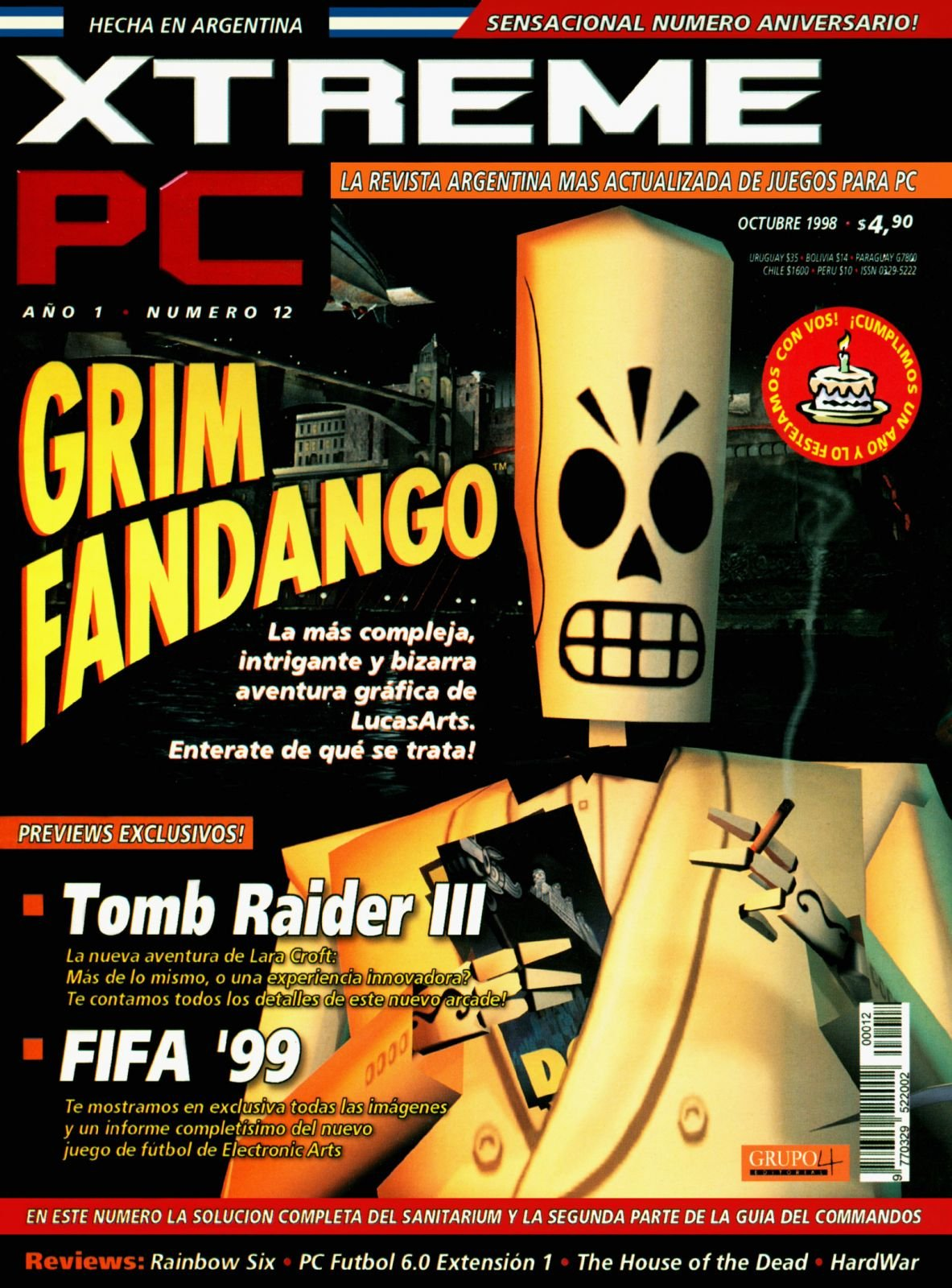 Xtreme PC 12 October 1998