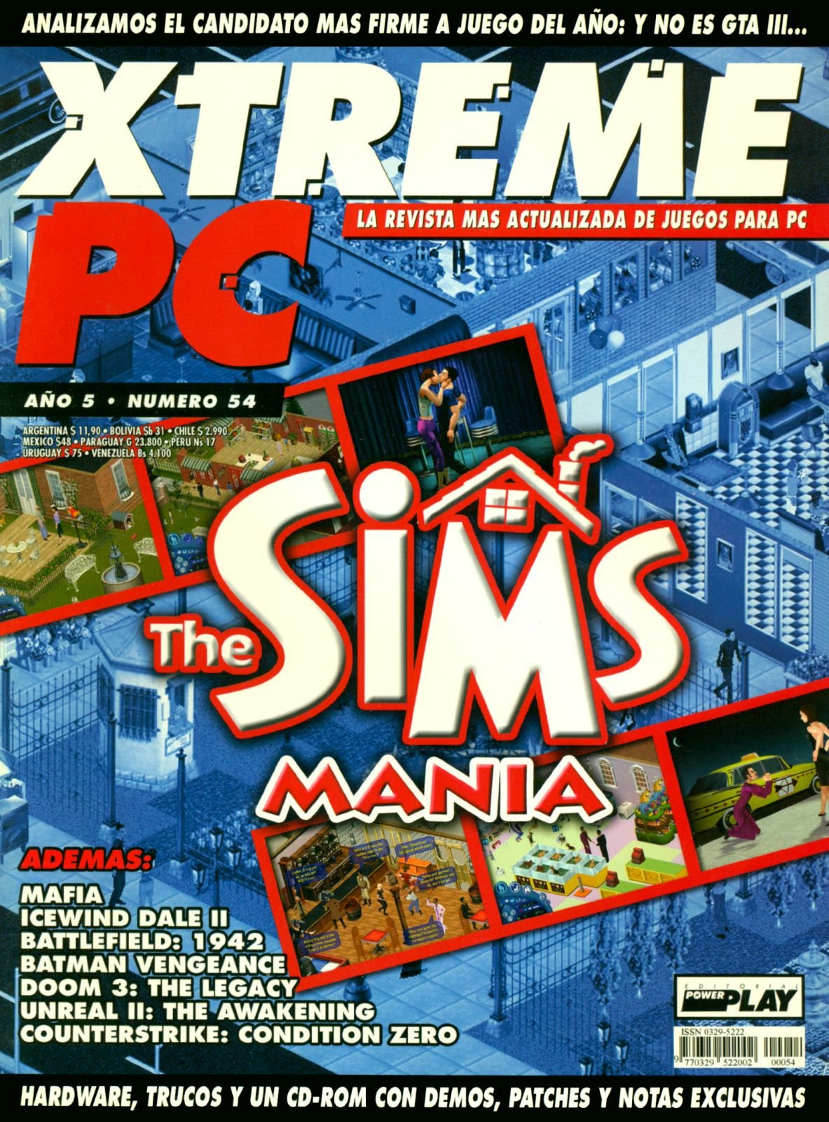 Xtreme PC 54 October 2002