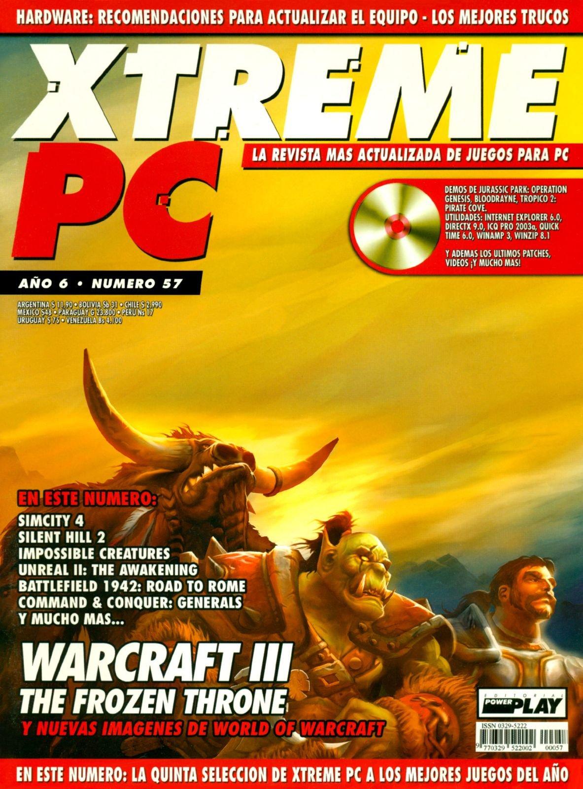 Xtreme PC 57 March 2003