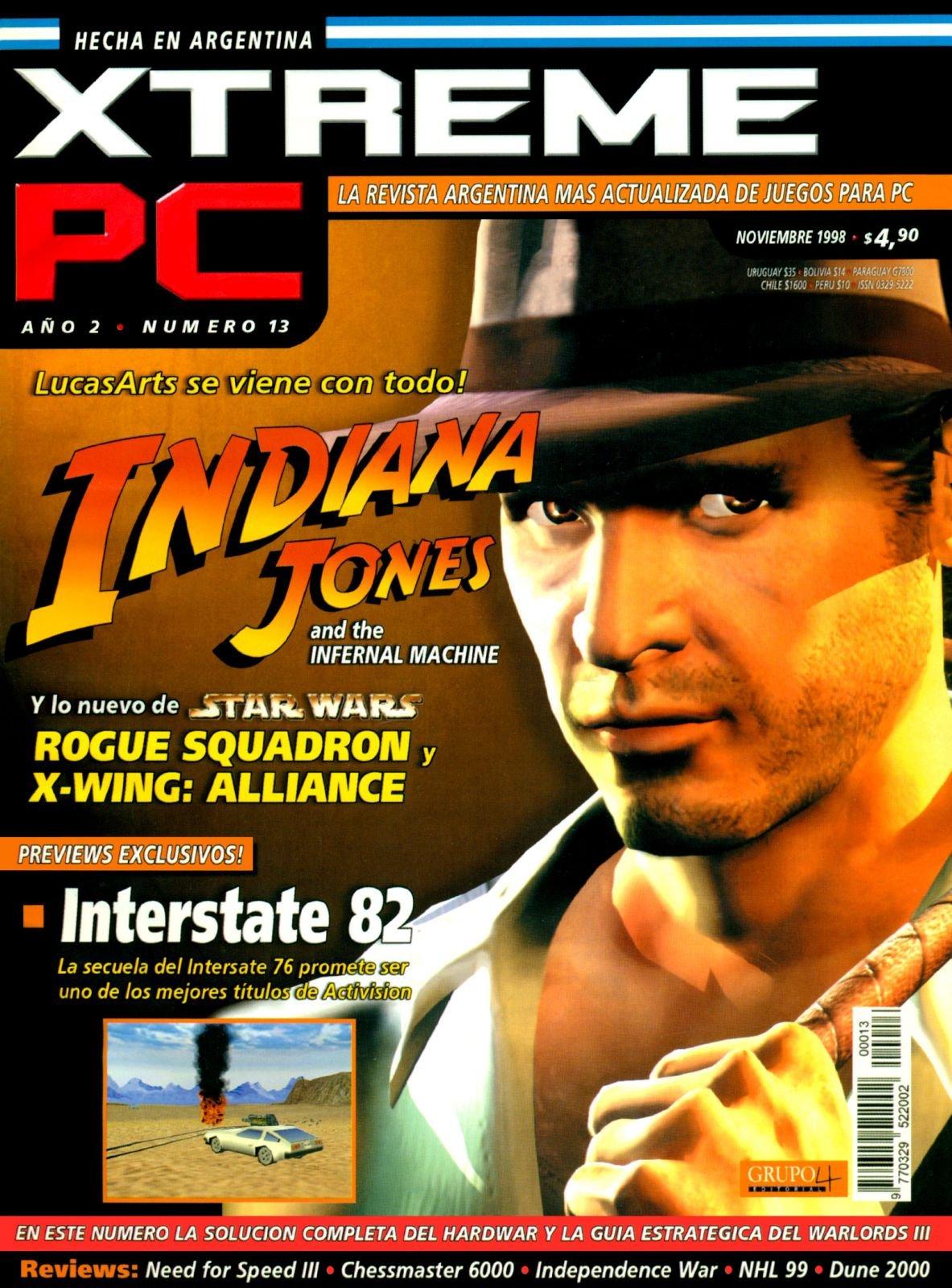 Xtreme PC 13 November 1998