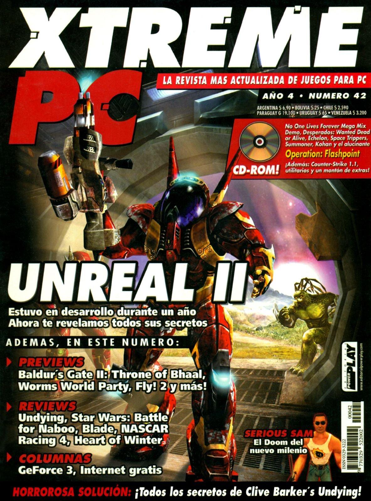 Xtreme PC 42 April 2001
