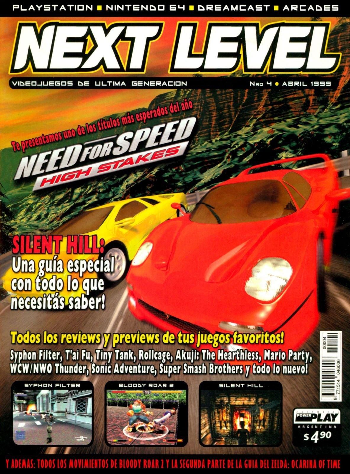 Next Level 04 April 1999