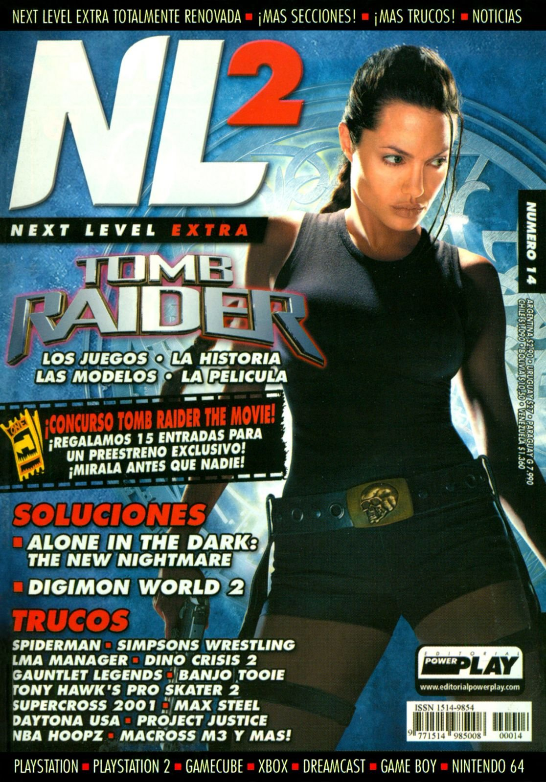 Next Level Extra 14 June 2001