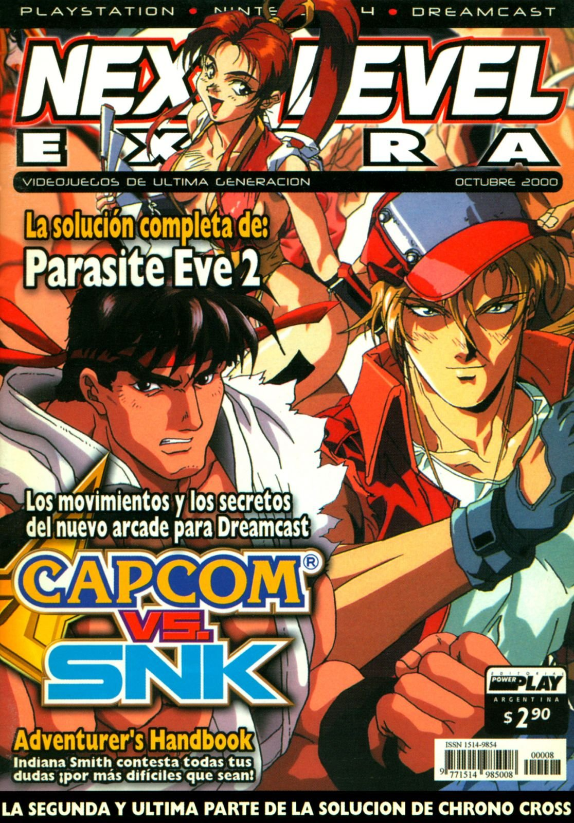 Next Level Extra 08 October 2000