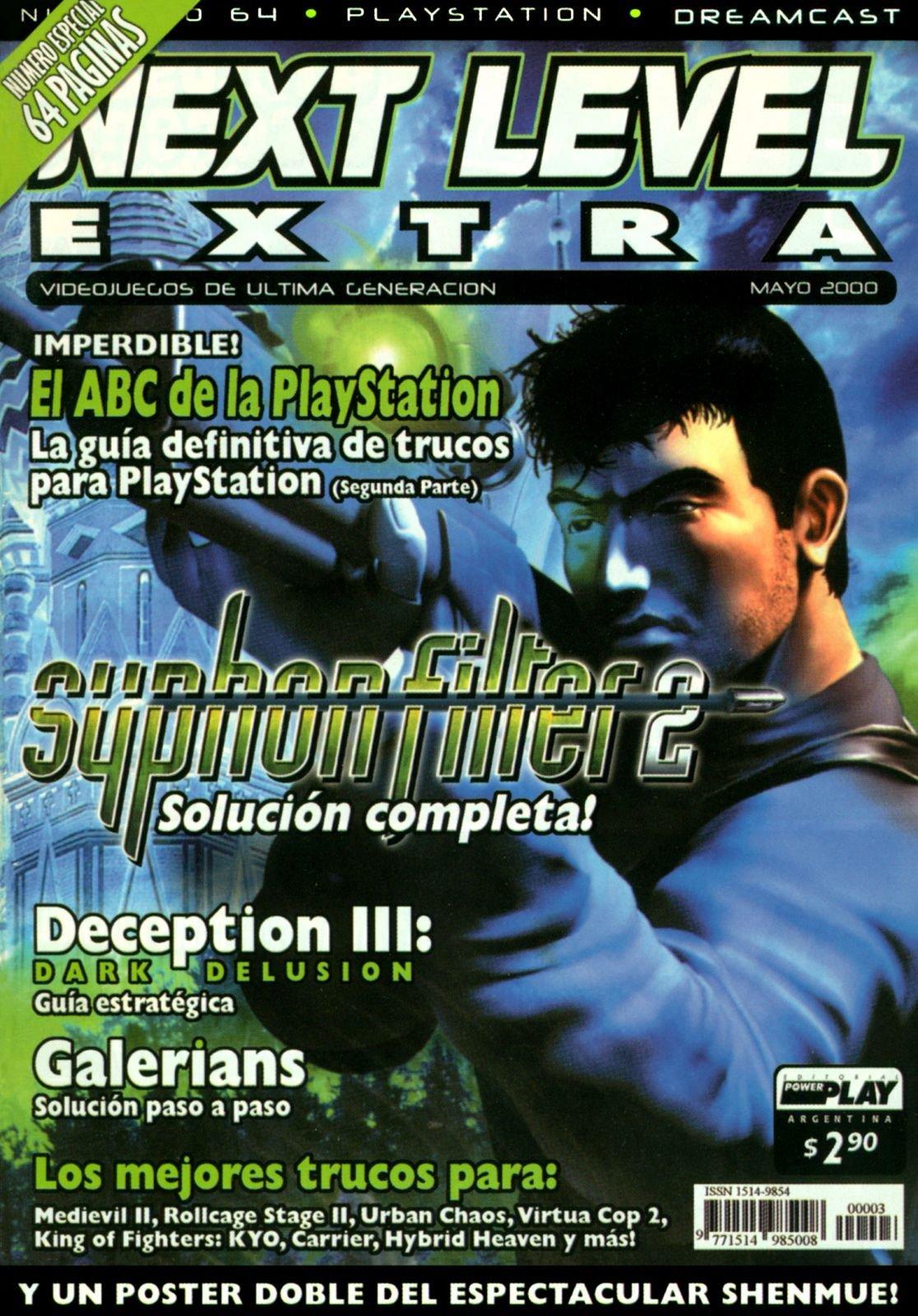 Next Level Extra 03 May 2000