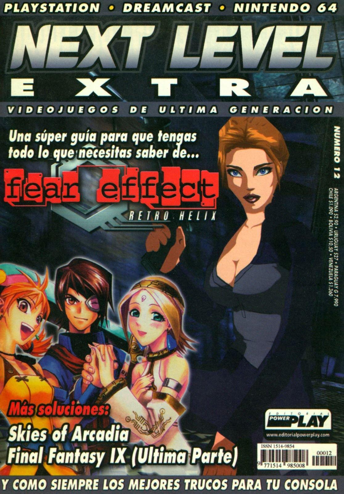Next Level Extra 12 April 2001
