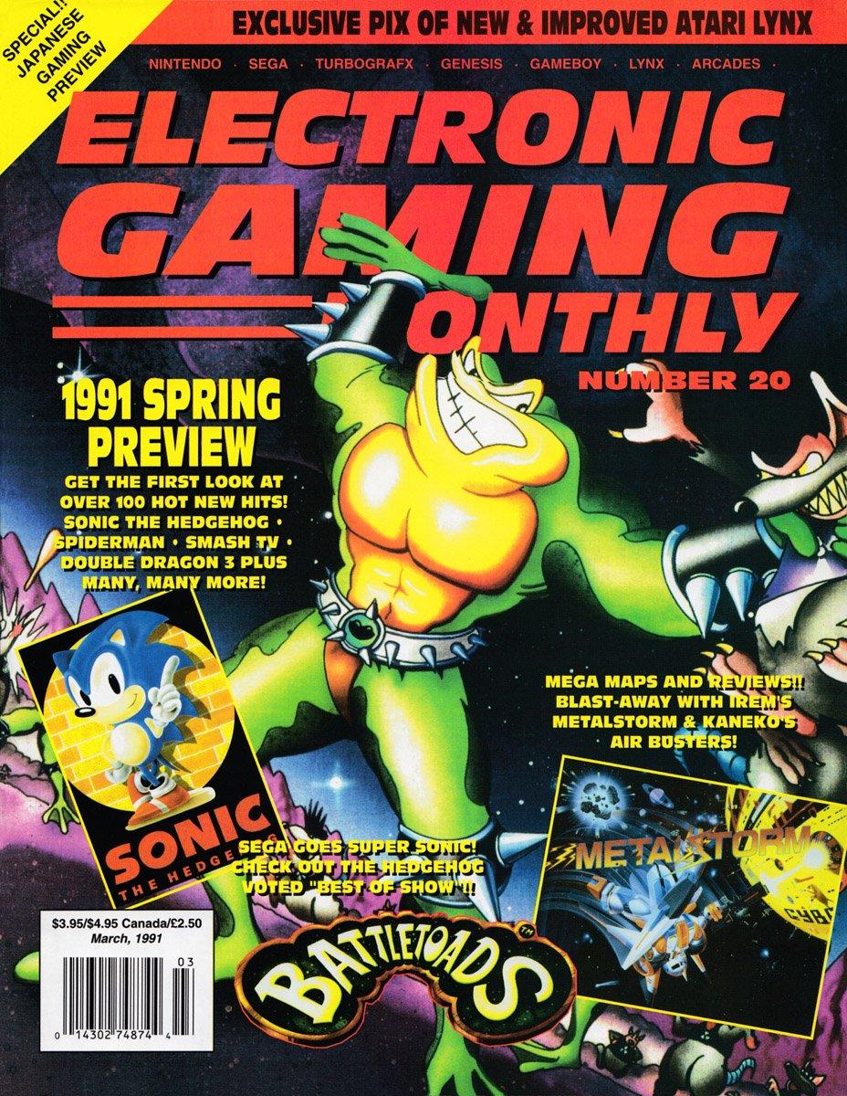 EGM 020 Mar 1991