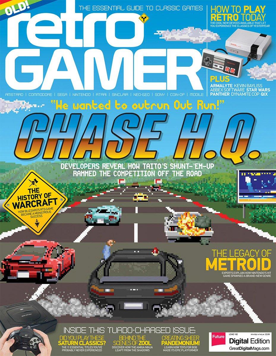 Retro Gamer Issue 162 (Christmas 2016)
