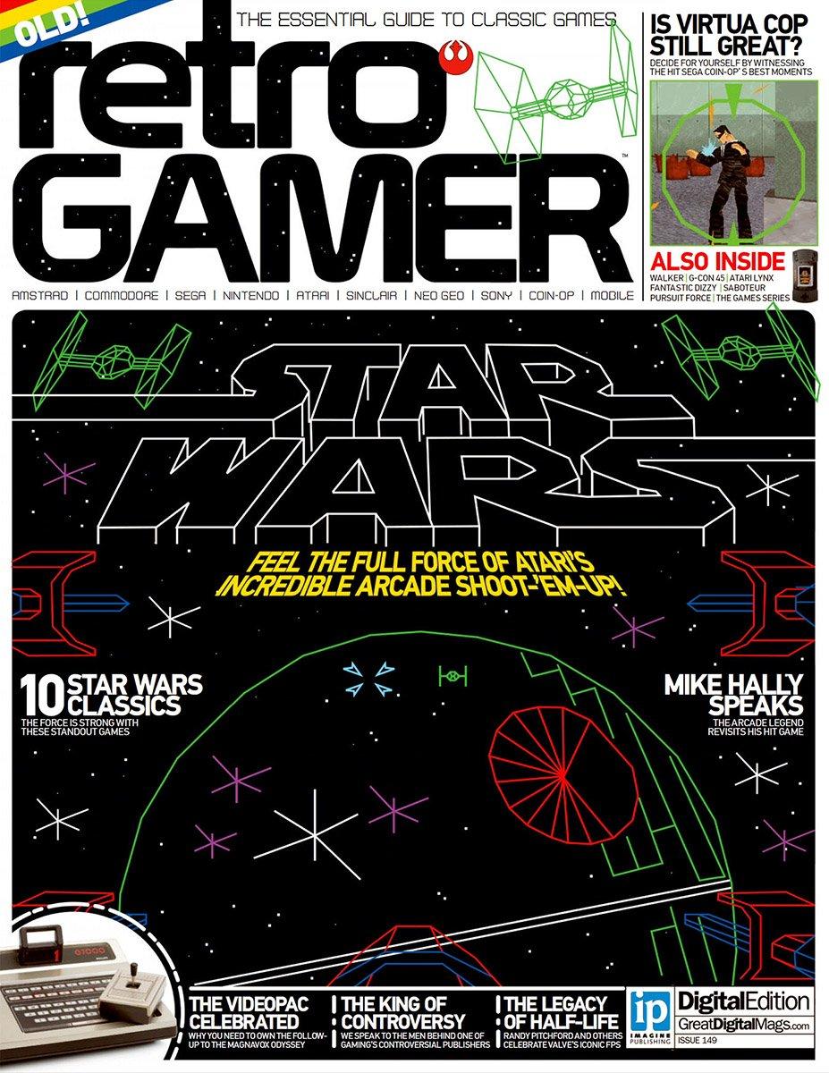 Retro Gamer Issue 149 (Christmas 2015)