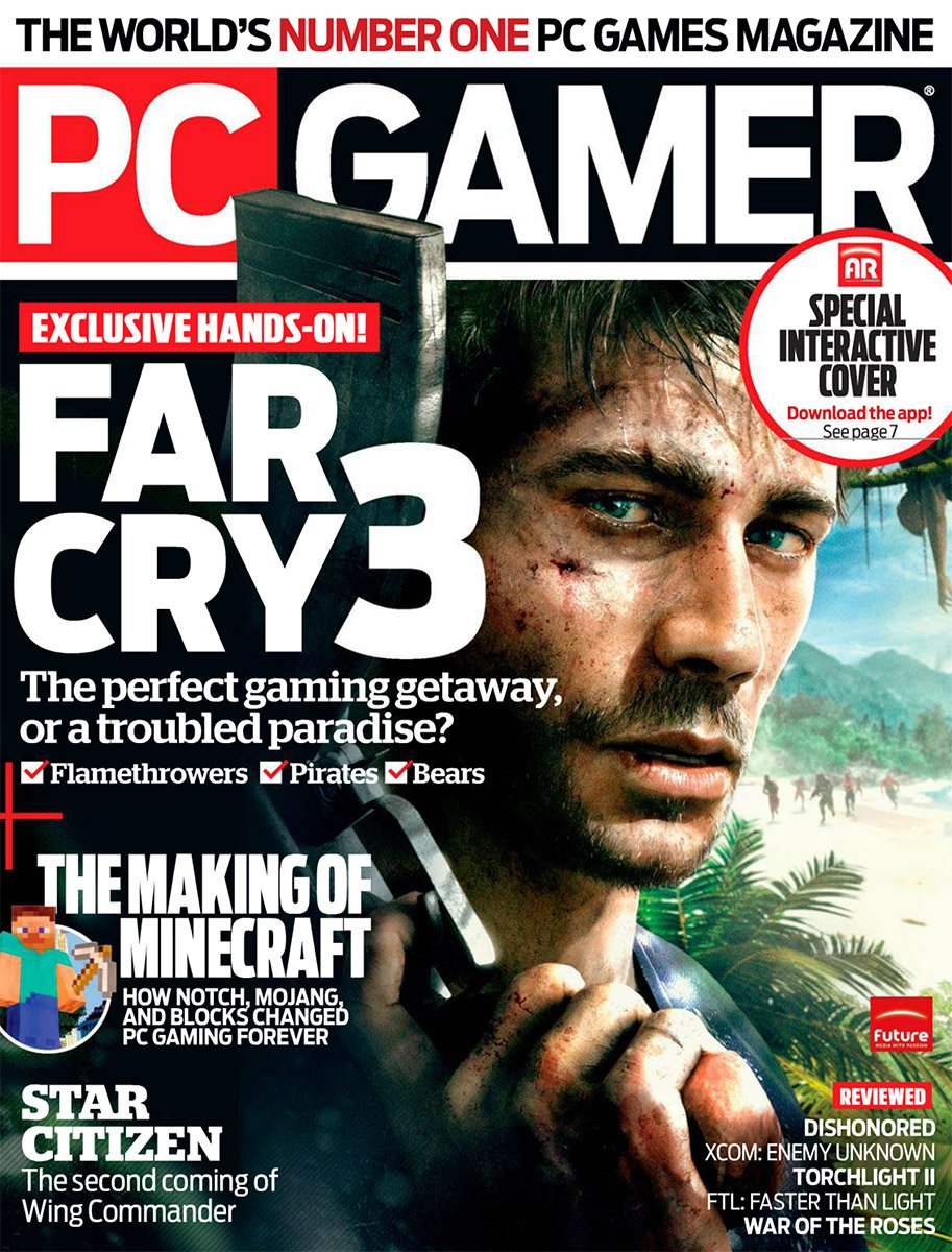 PC Gamer Issue 234 Holiday 2012