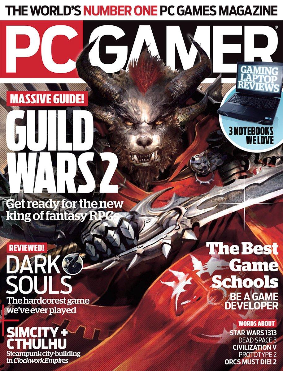PC Gamer Issue 232 November 2012