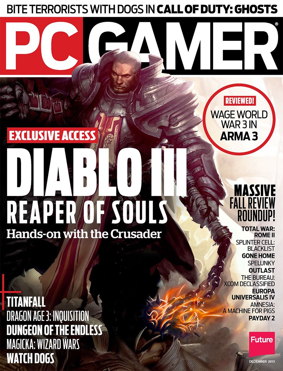 PC Gamer Issue 246 December 2013