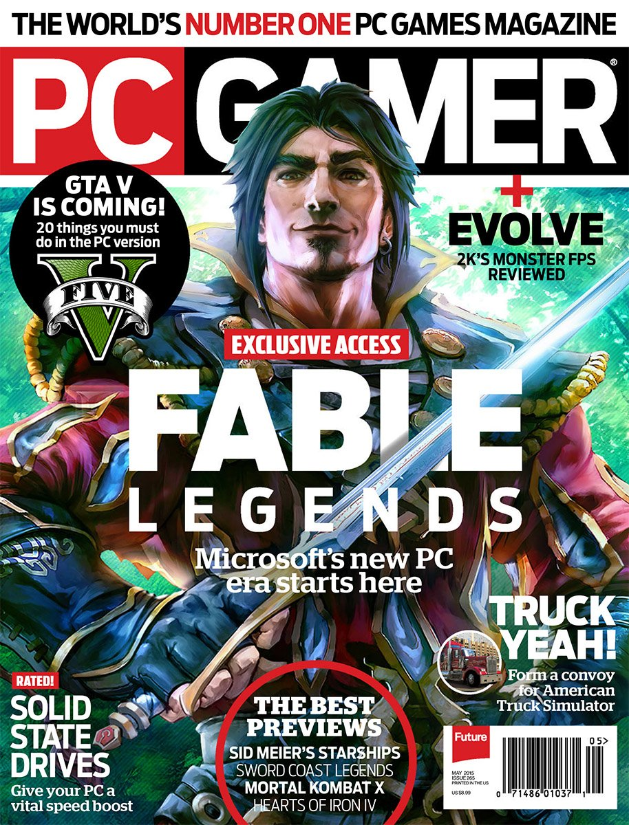 PC Gamer Issue 265 May 2015