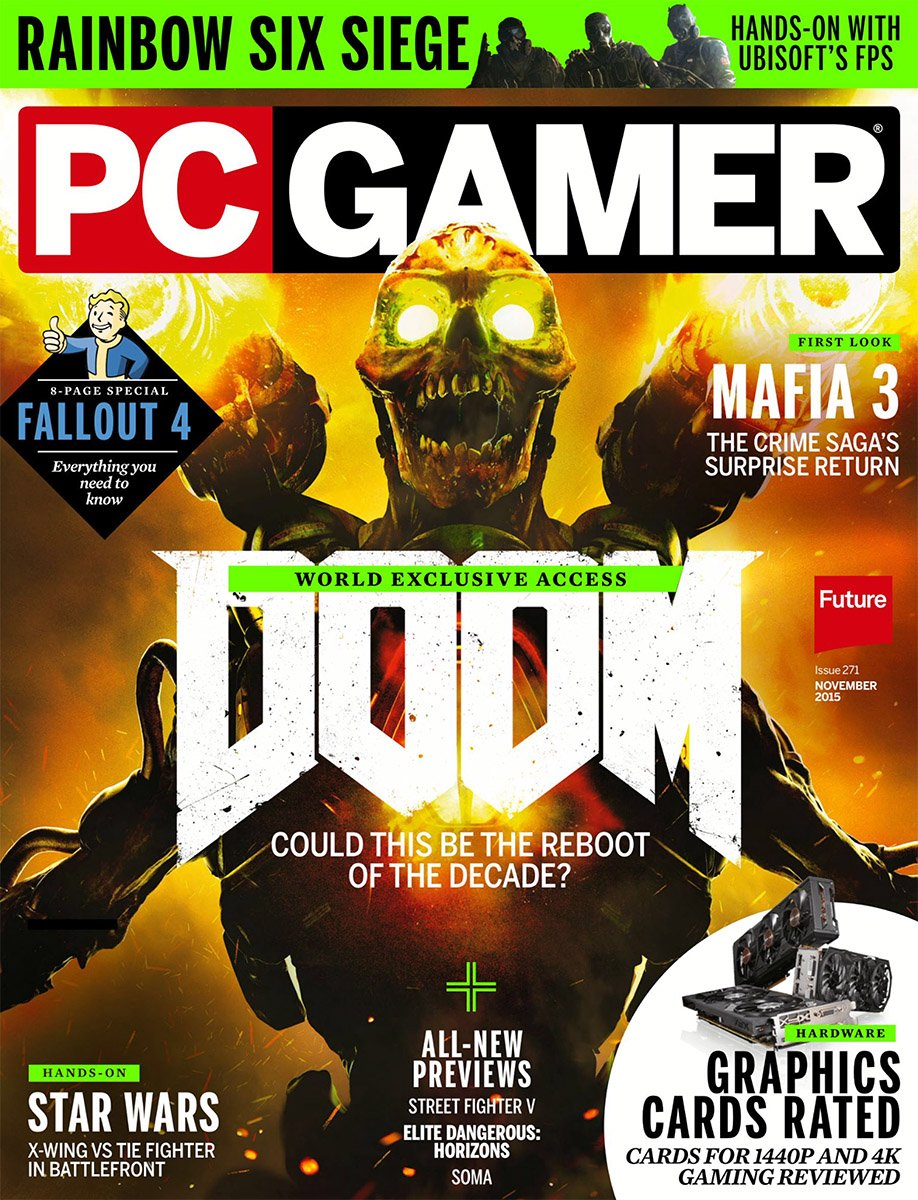 PC Gamer Issue 271 November 2015