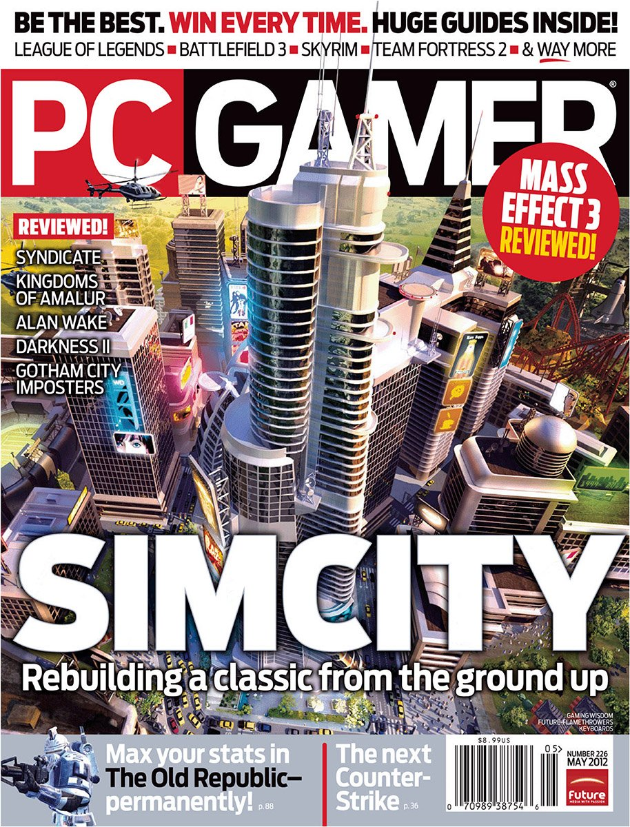 PC Gamer Issue 226 May 2012