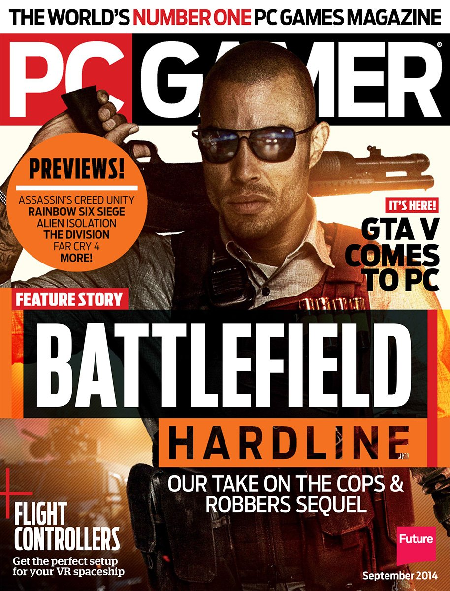 PC Gamer Issue 256 September 2014