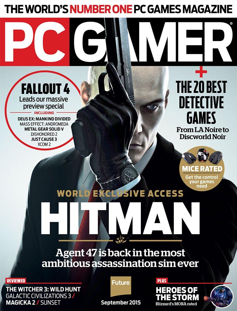 PC Gamer Issue 269 September 2015