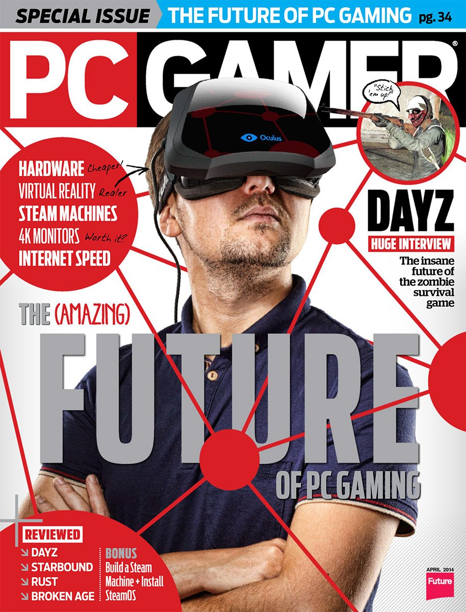 PC Gamer Issue 251 April 2014
