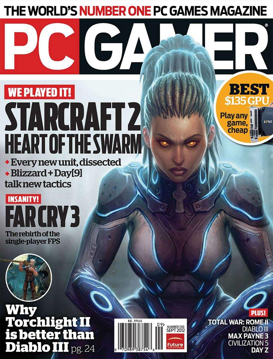 PC Gamer Issue 230 September 2012